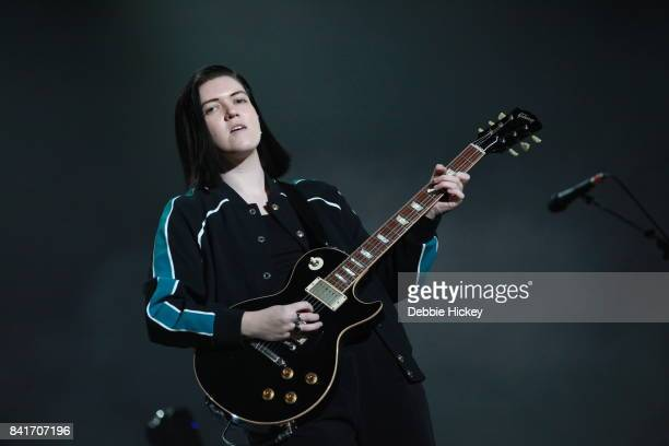 01 Romy Madley Croft of The XX performs at Electric Picnic Festival at Stradbally Hall Estate on September 1 2017 in Laois Ireland