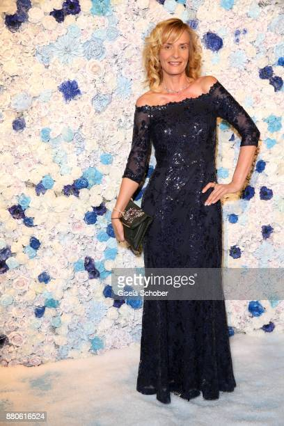 Romy Stangl during the DressHeaven 2017 Christmas party by 'dresscoded' at Armani Caffe on November 27 2017 in Munich Germany