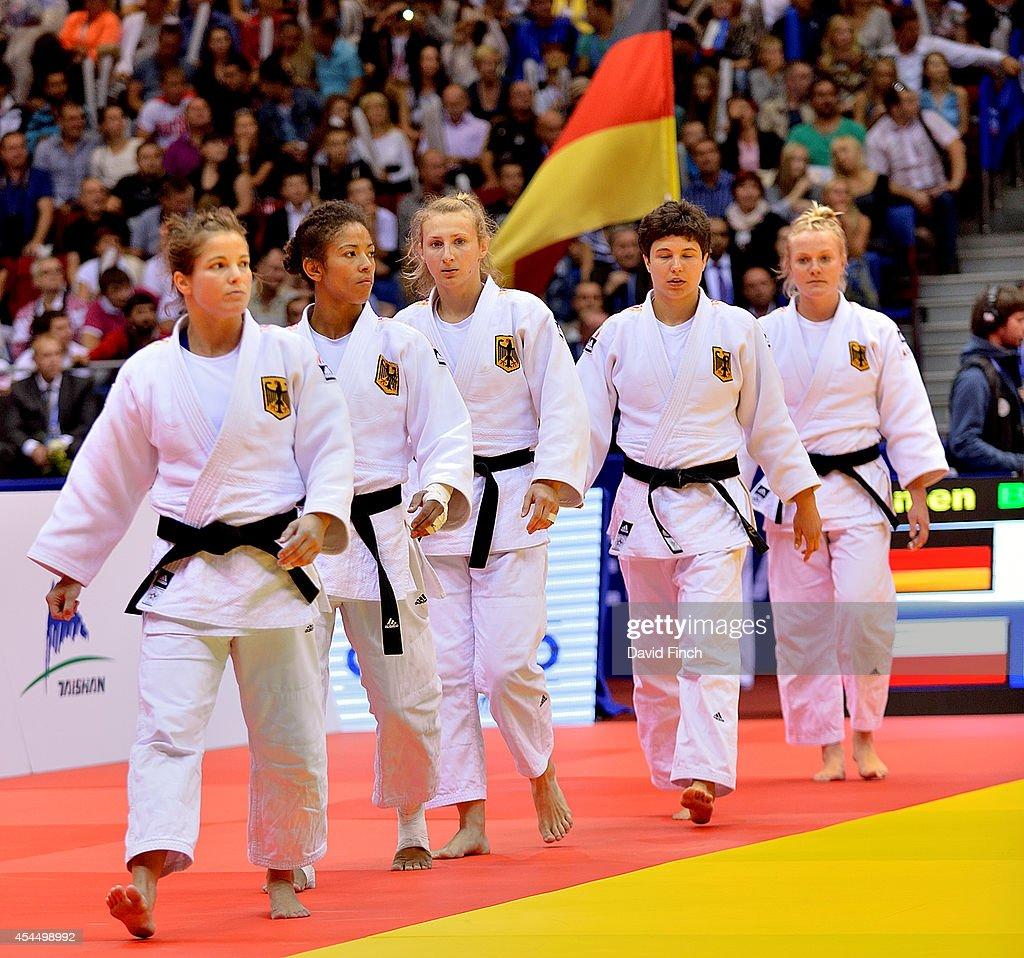 judoka romy tarangul nackt