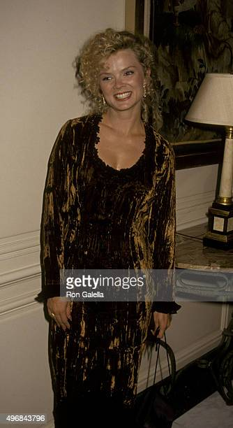 Romy Walthall attends Television Academy Hall of Fame Awards on September 23, 1991 at the Beverly Wilshire Hotel in Beverly Hills, California.