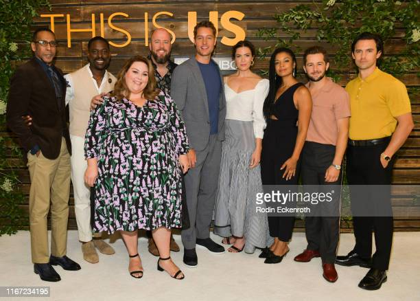 Ron Cephas Jones, Sterling K. Brown, Chrissy Metz, Chris Sullivan, Justin Hartley, Mandy Moore, Susan Kelechi Watson, Michael Angarano, and Milo...