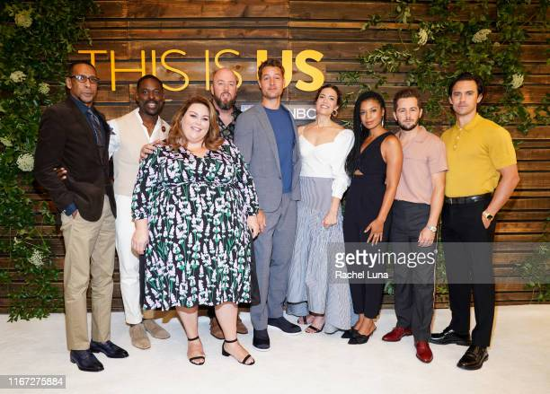 Ron Cephas Jones Sterling K Brown Chrissy Metz Chris Sullivan Justin Hartley Mandy Moore Susan Kelechi Watson Michael Angarano and Milo Ventimiglia...