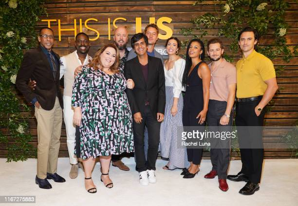 Ron Cephas Jones, Sterling K. Brown, Chrissy Metz, Chris Sullivan, Siddhartha Khosla, Justin Hartley, Mandy Moore, Susan Kelechi Watson, Michael...
