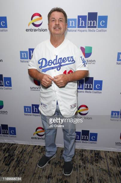 Ron Cey attends the NHMC's 17th Annual Los Angeles Impact Awards luncheon at Hilton Universal City on August 22 2019 in Universal City California