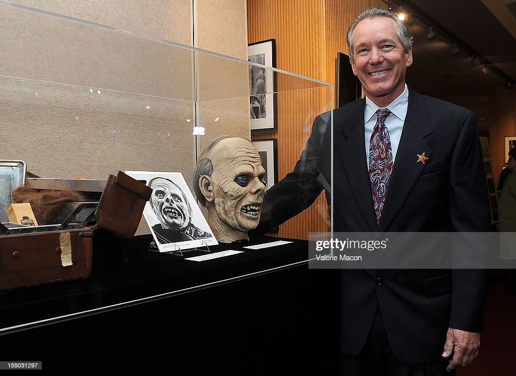 Ron Chaney attends The Academy Of Motion Picture Arts And Sciences' Screening Of 'The Phantom Of The Opera' at AMPAS Samuel Goldwyn Theater on October 30, 2012 in Beverly Hills, California.