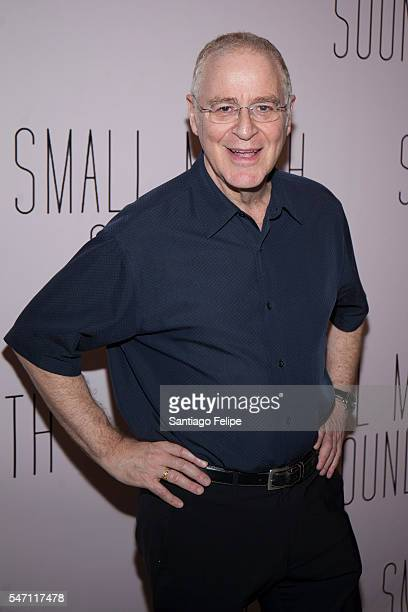 Ron Chernow attends 'Small Mouth Sounds' opening night at The Pershing Square Signature Center on July 13 2016 in New York City