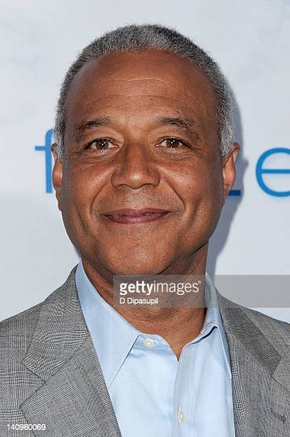 """Ron Claiborne attends the """"Frozen Planet"""" premiere at Alice Tully Hall, Lincoln Center on March 8, 2012 in New York City."""