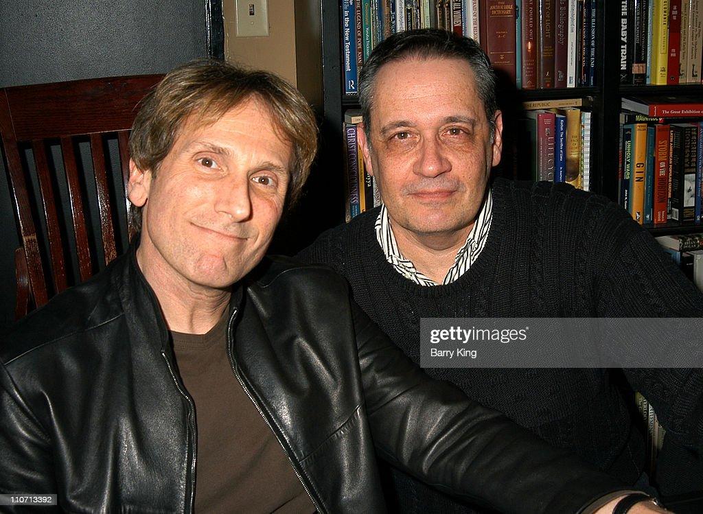 Ron Cowen and Daniel Lipman