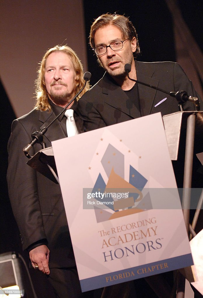 Ron Deutschendorf And Al Di Meola During Florida Chapter Presents The News Photo Getty Images