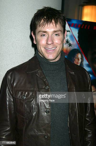 Ron Eldard during Out of Time New York Premiere at Loews Theater Lincoln Square in New York City New York United States