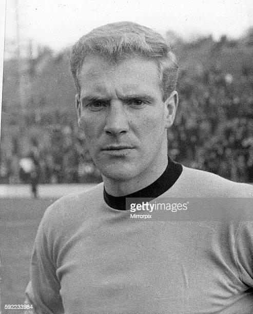 Ron Flowers Wolverhampton Wanderers midfielder 19521967 Circa January 1966