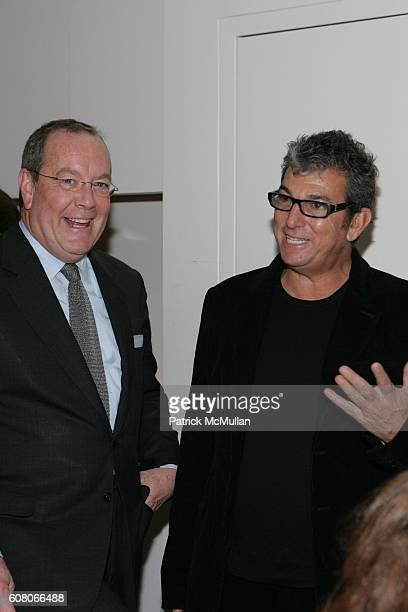 Ron Frasch and Andrew Rosen attend Saks Fifth Avenue Annual Holiday Luncheon at Saks Fifth Avenue on December 13, 2006 in New York City.