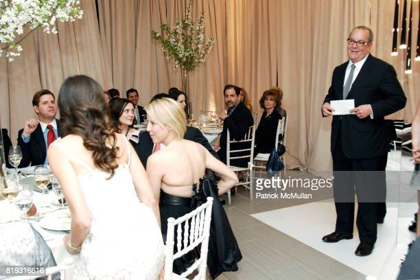 Ron Frasch attends SAKS FIFTH AVENUE VALENTINO Host a Dinner to benefit SAVE VENICE at Saks Fifth Avenue on April 14 2010 in New York City