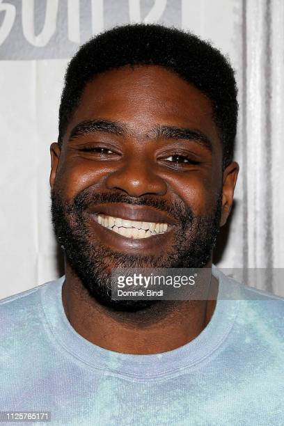 Ron Funches attends Build Series to discuss 'Ron Funches Giggle Fit' at Build Studio on January 28 2019 in New York City