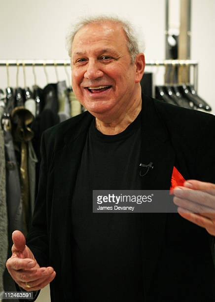 Ron Galella during 2003 Toronto International Film Festival Ron Galella Book Signing at Holt Renfew in Toronto Ontario Canada