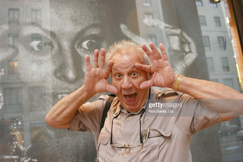"""Ron Galella Exclusive Diary"" Book Signing - Milan - September 27, 2004 : News Photo"