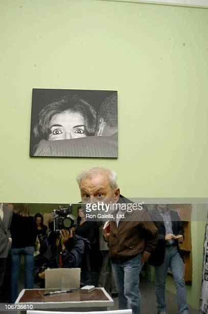 Ron Galella during Ron Galella Interview with Magazine Corriere Della Sera Milan September 27 2004 at Photology Gallery in Milan Italy