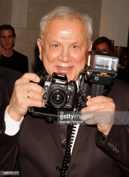 Ron Galella during Tom Ford Hosts a Party For Renowned Celebrity Photographer Ron Galella And His New Book at Gucci /Radeo Drive in Los Angeles...