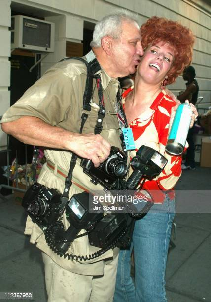 Ron Galella Jill Rappaport Today Show correspondent