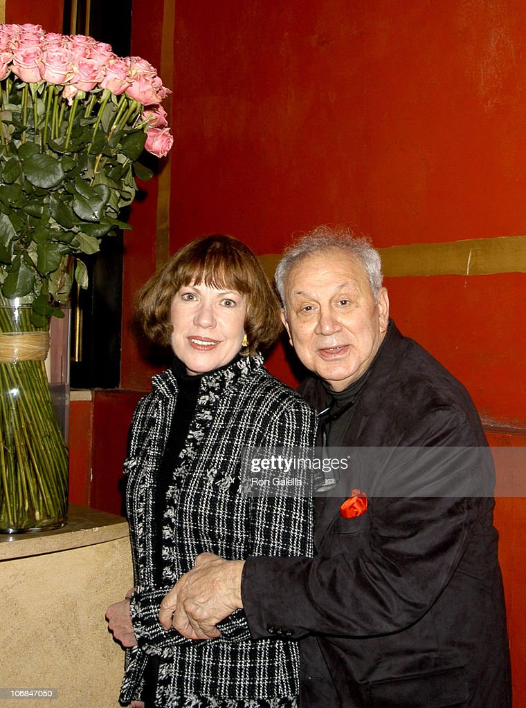 Yann-Brice Dherbier And Pierre-Henri Verlhac Host Dinner For Ron And Betty Galella : News Photo