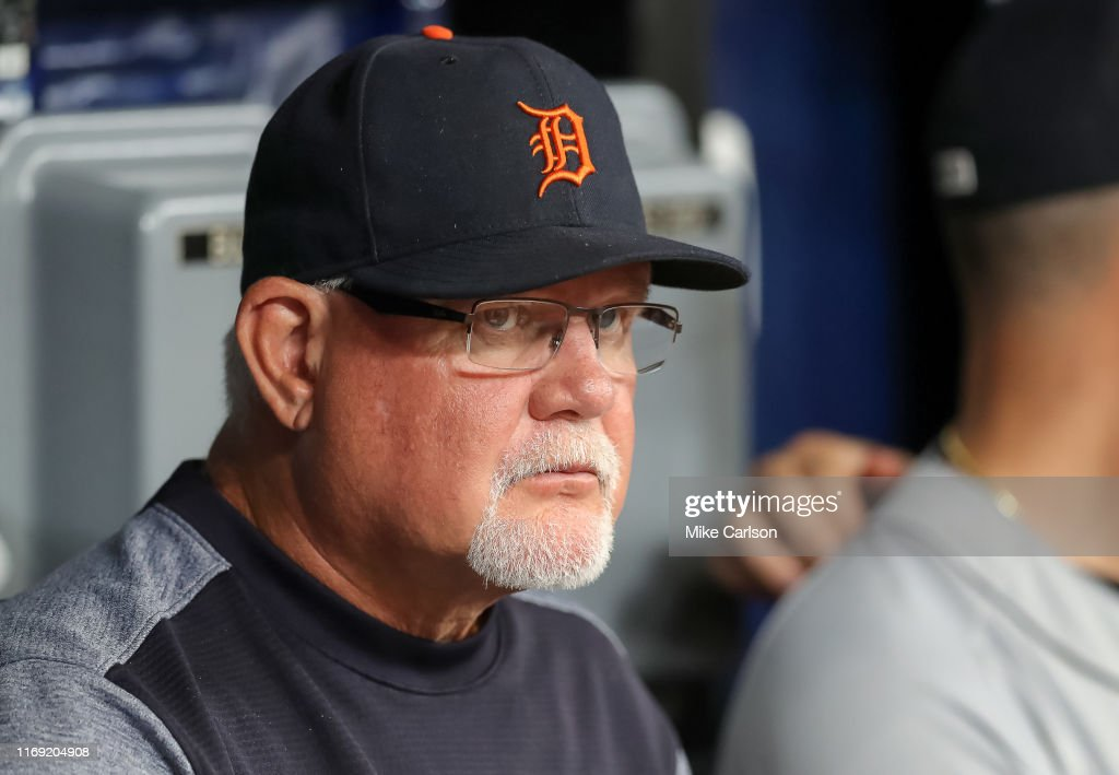 Detroit Tigers v Tampa Bay Rays : News Photo