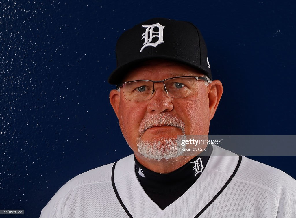 Detroit Tigers Photo Day : News Photo