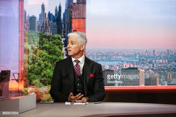 Ron Geffner partner at Sadis Goldberg LLP speaks during a Bloomberg Television interview in New York US on Tuesday Jan 2 2018 Geffner discussed what...