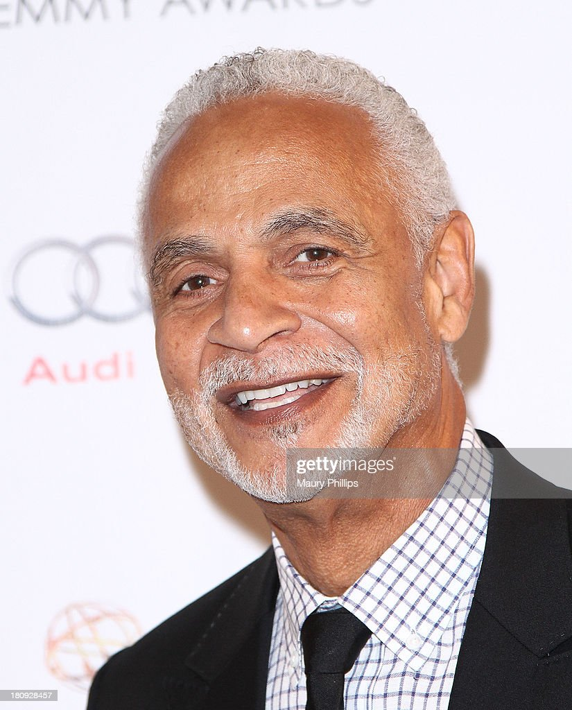 Ron Glass arrives at Dynamic & Diverse - A 65th Emmy Awards Nominee celebration at Academy of Television Arts & Sciences on September 17, 2013 in North Hollywood, California.