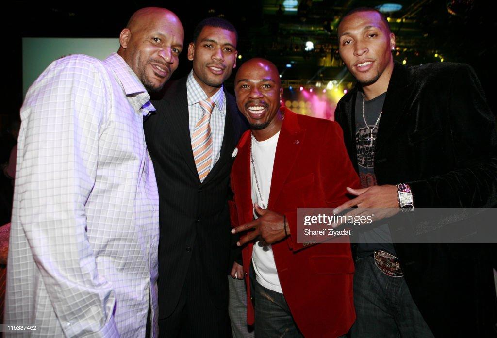 NBA Players Association Gala