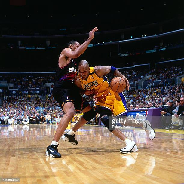 Los Angeles Lakers Ron Harper Stock Photos and Pictures | Getty Images