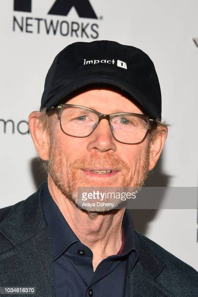Ron Howard attends FX Networks celebration of their Emmy nominees at CRAFT LA on September 16 2018 in Los Angeles California
