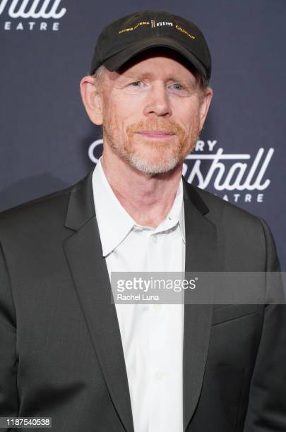 Ron Howard attends Garry Marshall Theatre's 3rd Annual Founder's Gala Honoring Original Happy Days Cast at The Jonathan Club on November 13 2019 in...