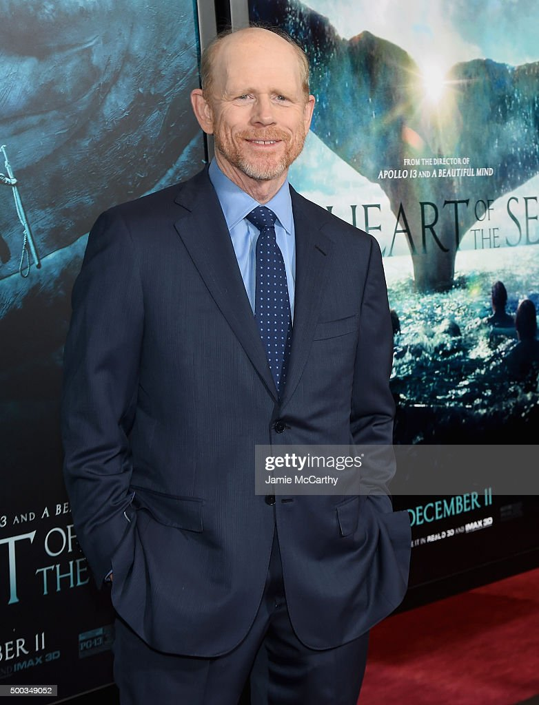 """""""In The Heart Of The Sea"""" New York Premiere - Red Carpet"""