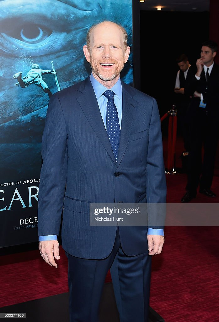 """""""In The Heart Of The Sea"""" New York Premiere - Inside Arrivals"""