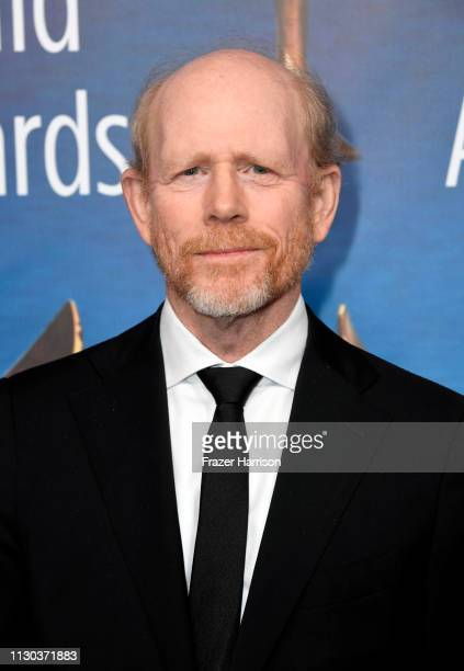 Ron Howard attends the 2019 Writers Guild Awards LA Ceremony at The Beverly Hilton Hotel on February 17 2019 in Beverly Hills California