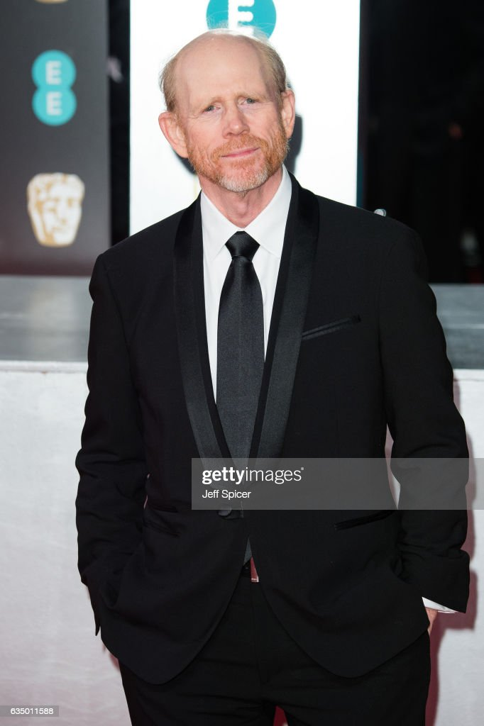 Ron Howard attends the 70th EE British Academy Film Awards (BAFTA) at Royal Albert Hall on February 12, 2017 in London, England.