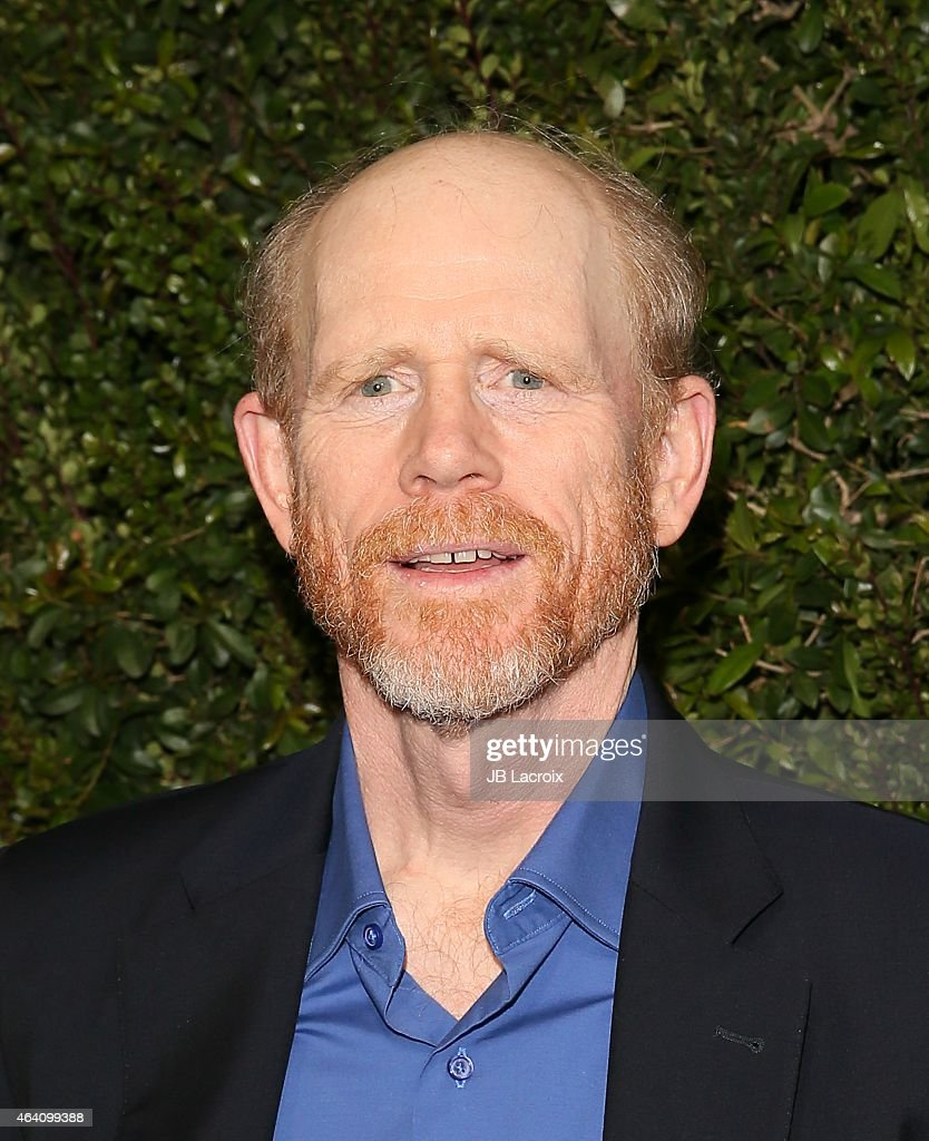 Ron Howard attends the Chanel And Charles Finch Pre-Oscar Dinner at Madeo Restaurant on February 21, 2015 in West Hollywood, California.
