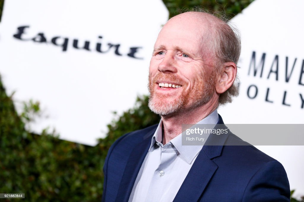 Ron Howard attends the Esquire's Annual Maverick's of Hollywood at Sunset Tower on February 20, 2018 in Los Angeles, California.