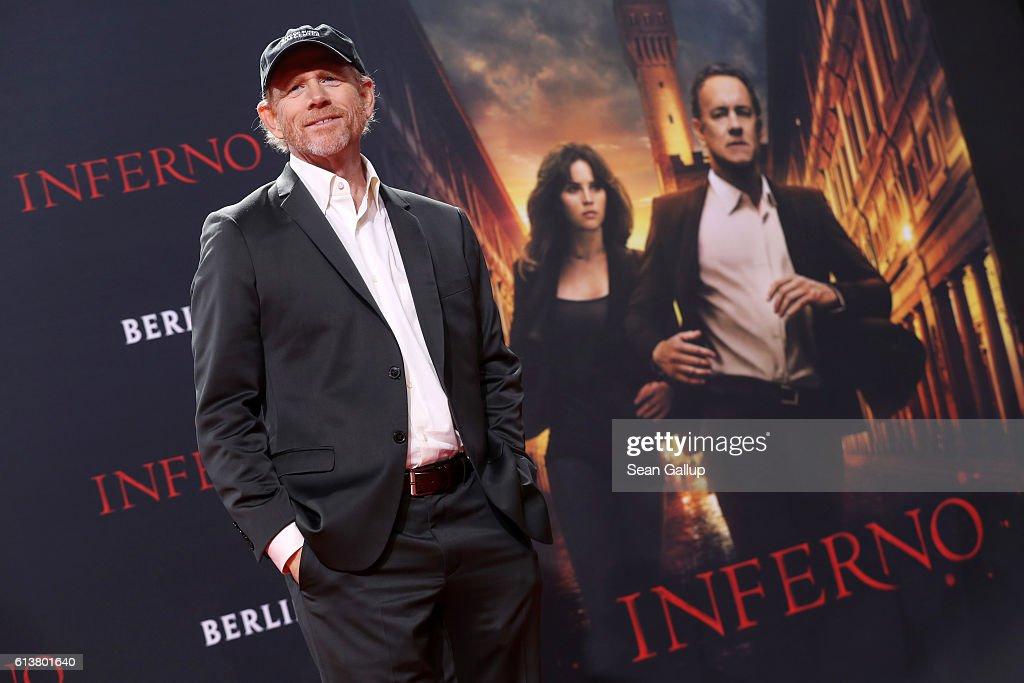 'INFERNO' German Premiere In Berlin