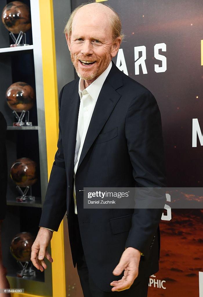 """Mars"" New York Premiere"