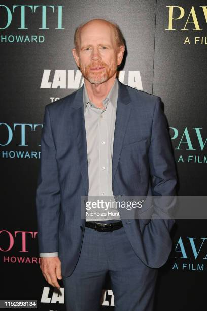 Ron Howard attends the Pavarotti New York Screening at iPic Theater on May 28 2019 in New York City