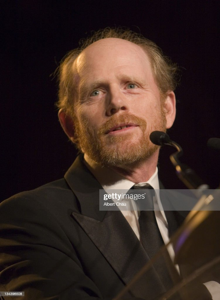 Ron Howard during 50th Annual San Francisco International Film Festival - Film Society Awards Night at Westin St. Francis Hotel in San Francisco, CA, United States.