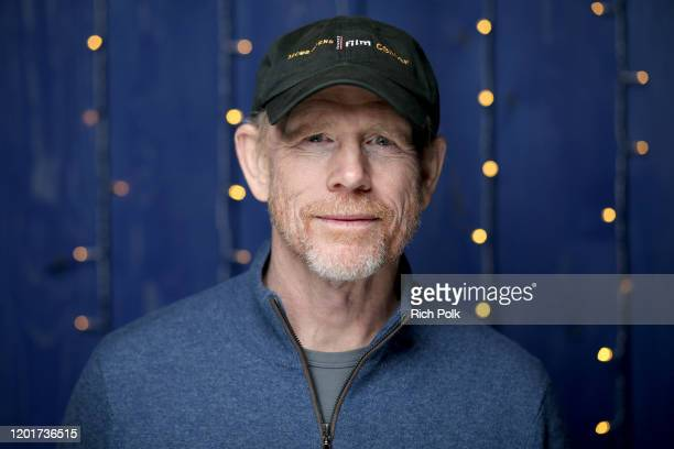 Ron Howard of 'Rebuilding Paradise' attends the IMDb Studio at Acura Festival Village on location at the 2020 Sundance Film Festival – Day 1 on...