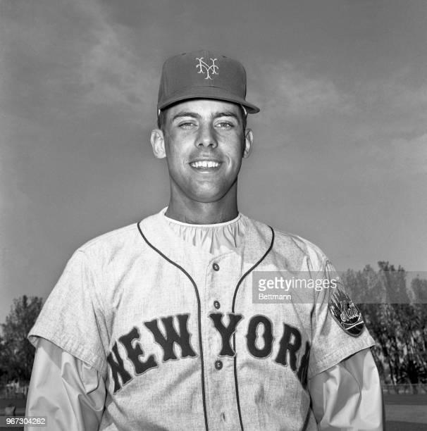 Ron Hunt infielder for the New York Mets