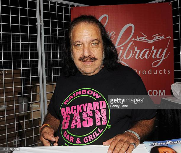 Ron Jeremy attends Exxotica 2016 at Garden State Exhibit Center on November 4 2016 in Somerset New Jersey