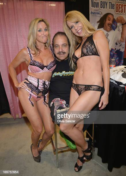 Ron Jeremy attends Exxxotica Expo 2013 on May 31 2013 in Fort Lauderdale Florida