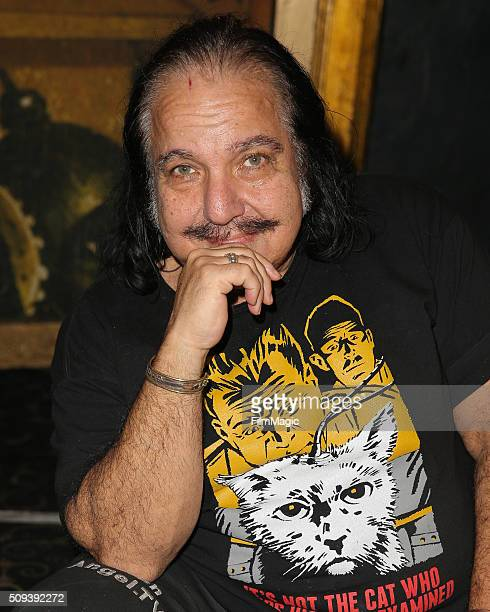 Ron Jeremy attends Fleetwood Mac Fest presented by The Best Fest at the Fonda Theatre on February 9 2016 in Los Angeles California