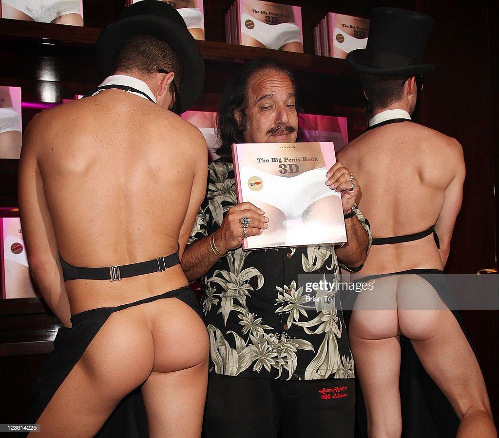 Taschen Hosts Big Penis Book 3d Launch Party News Photo