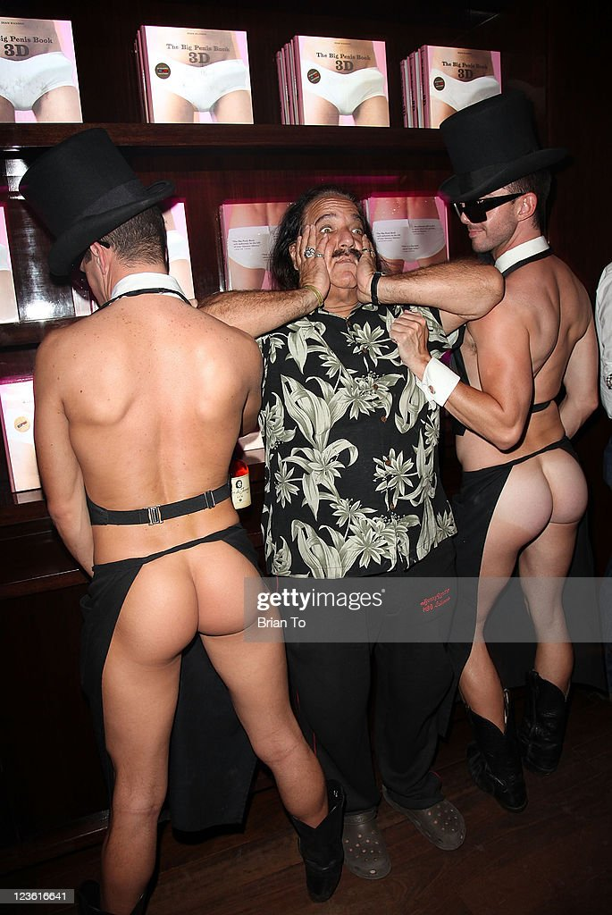 Ron Jeremy Big Penis