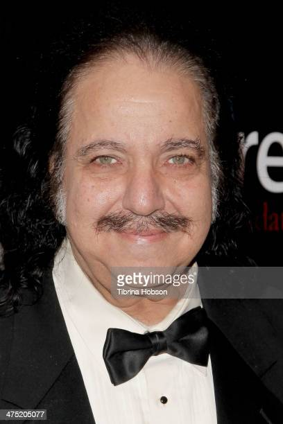 Ron Jeremy attends the 7th annual TOSCARS awards show at the Egyptian Theatre on February 26 2014 in Hollywood California